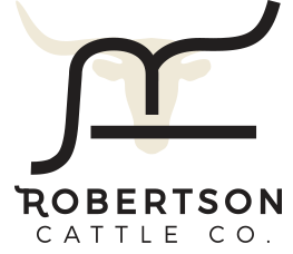 Robertson Cattle Co. Logo